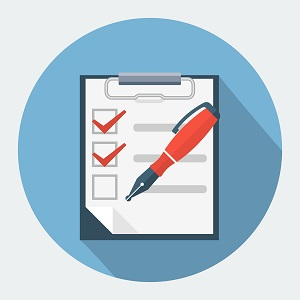Auto Enrolment checklist photo