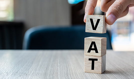 Government postpones VAT changes for the construction industry