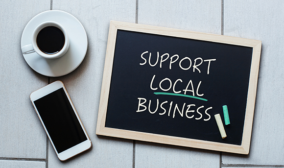 Small firms step up to support local communities